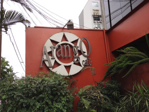 Café ARANGO chacarilla cerca al edificio VISTACORP
