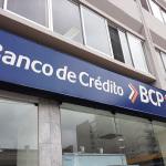 Banco de Crédito chacarilla cerca al edificio VISTACORP