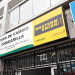 Western Union en chacarilla cerca al edificio VISTACORP